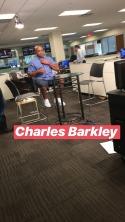 Met Charles Barkley